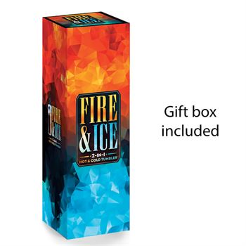 Excel Hot/Cold 2-In-1 Tumbler Gift Set