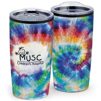 Colorblast 360° Teton Stainless Steel Tumbler 20 Oz. - Personalization Available