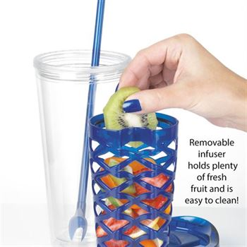 Fruit-To-Go Infuser Tumbler