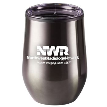 Titanium Riviera Stainless Steel Tumbler 12-Oz. - Personalization Available