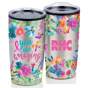 You Are Amazing Teton Stainless Steel Tumbler 20-Oz. - Personalization Available