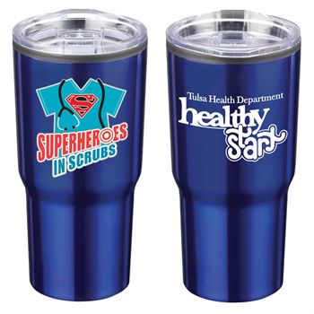 Superheroes In Scrubs Timber Insulated Stainless Steel Travel Tumbler 20-Oz. - Personalization Available