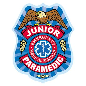 Junior Paramedic Temporary Tattoo