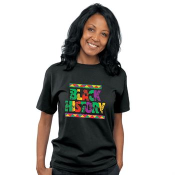Black History Adult T-Shirt