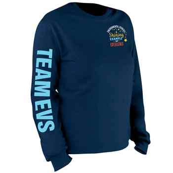 Environmental Services: A Shining Example Of Excellence Long Sleeve T-Shirt