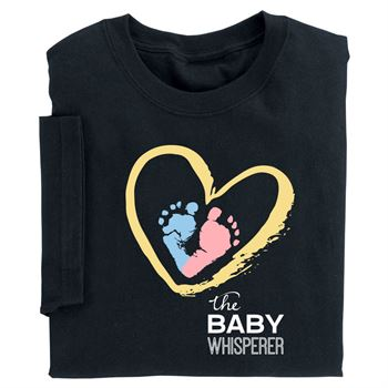 The Baby Whisperer T-Shirt