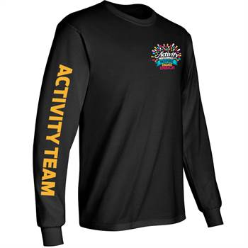 Activity Professionals: Inspire, Engage, Enrich Long Sleeve T-Shirt