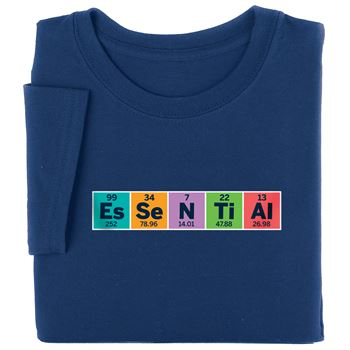 Essential Periodic Table Short-Sleeve T-Shirt