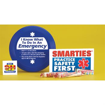 I Know What To Do In An Emergency Mini Flyer Fun Pack