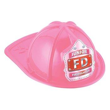 Junior FD Firefighter Hat (Pink)