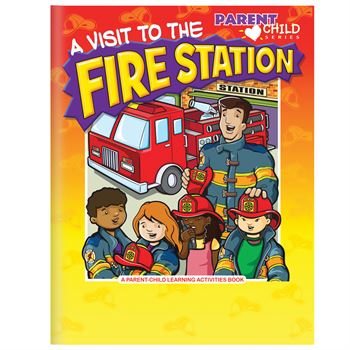 A Visit To The Fire Station Open House Kit