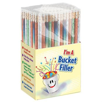 I'm A Bucket Filler 150-Piece Pencil Collection
