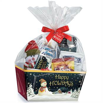 Making A Difference In The Lives Of Others Gift Basket With Treats