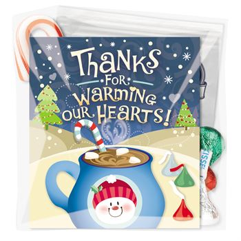 A Warm Thanks For All You Do! -