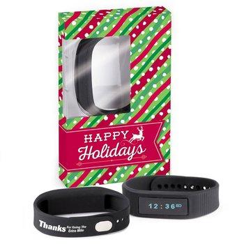 Together We Make It Happen Holiday Full-Color Travel Tumbler