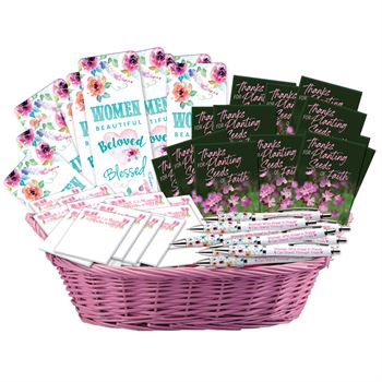 Special Women 100-Piece Assortment Display Basket