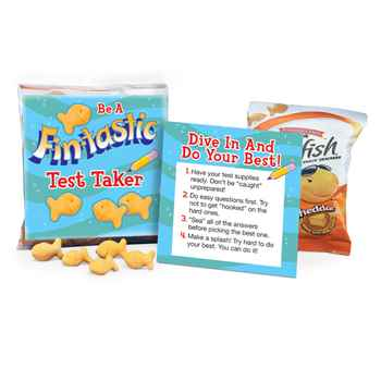 Test-Taking Treat A Day Value Pack