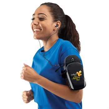 238c3d8d718274 For All You Do We Appreciate You Cell Phone Armband With Earbuds ...
