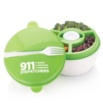 911 Dispatchers Healthy Choices To Go Combo