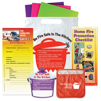 Kitchen Safety Kit