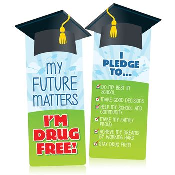 My Future Matters, I'm Drug Free! 300-Piece Theme Kit