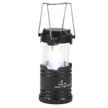 Thanks For Making A Difference Retractable LED Lantern With Holiday Gift Box