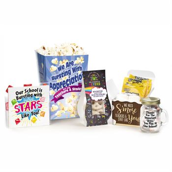 Teachers & Staff Treat-A-Day Value Pack