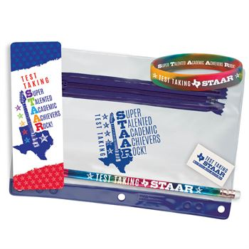 Test Taking STAAR Test Prep Pencil Pouch
