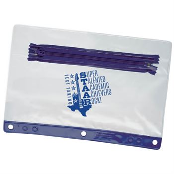 Test Taking STAAR Pencil Test Prep Pouch