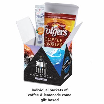 Teamwork Everest & Denali Deluxe Hot & Cold Beverage Gift Set