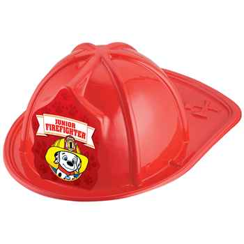 Dalmatian Junior Firefighter Red Hat