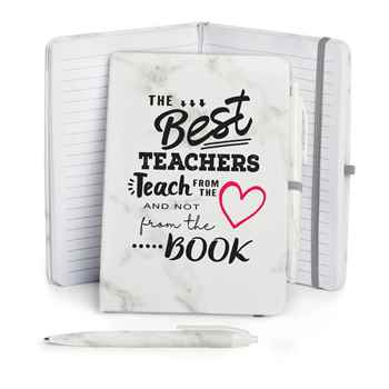 The Best Teachers Teach From The (Heart) And Not From The Book 5