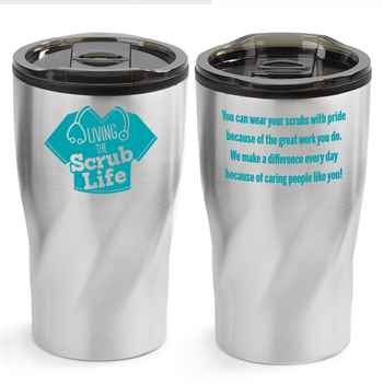Living The Scrub Life Coffee-To-Go K-Mug Gift Set