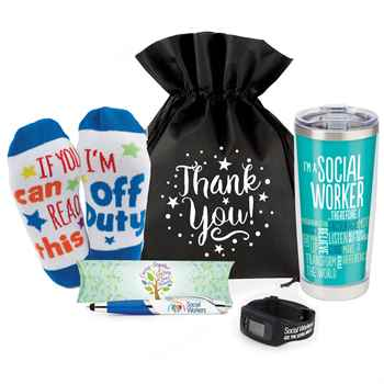 Social Worker Recognition Gift Set