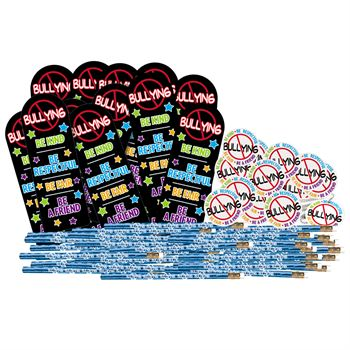 No Bullying 300-Piece Theme Kit