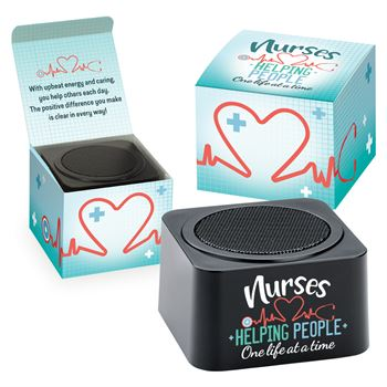 Nurses: Helping People One Life At A Time Bluetooth® Speaker