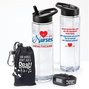 Nurses The Heartbeat of Healthcare Get Fit Trio