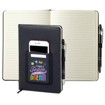 It Takes A Team To Help Children Dream Northfield Phone Pocket Journal