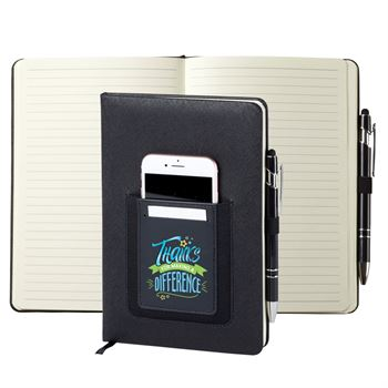 Thanks For Making A Difference Northfield Phone Pocket Journal & Pen