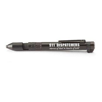 Dispatchers 6-in-1 Dynamo Multi-Tool Pen