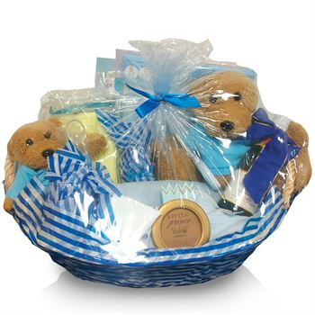 First Baby Boy Of The Year Basket