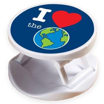 I Heart The Earth 3-In-1 Phone Buddy