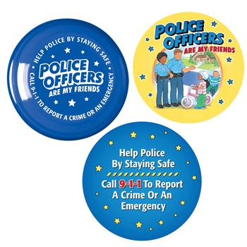 Flyer Discs & Educational Cards