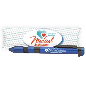 Medical Assistants: Compassion In Action 6-in-1 Dynamo Multi-Tool Pen