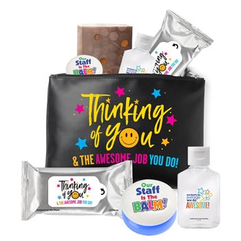 Thinking Of You & The Awesome Job You Do Staff Necessity Kit