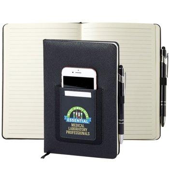 Medical Laboratory Professionals: We've Always Been Essential Northfield Phone Pocket Journal