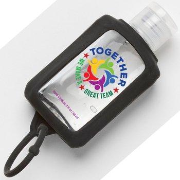 Together We Make A Great Team 2-Oz. Hand Sanitizer