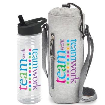 Teamwork Solara Water Bottle and Bottle Holder