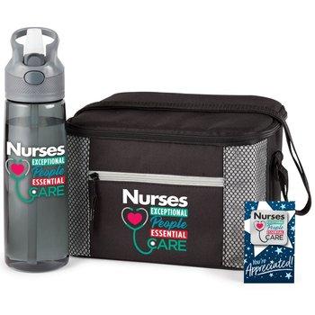 Nurses: Exceptional People, Essential Care Gift Trio