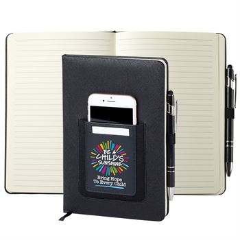 Be A Child's Sunshine Northfield Phone Pocket Journal